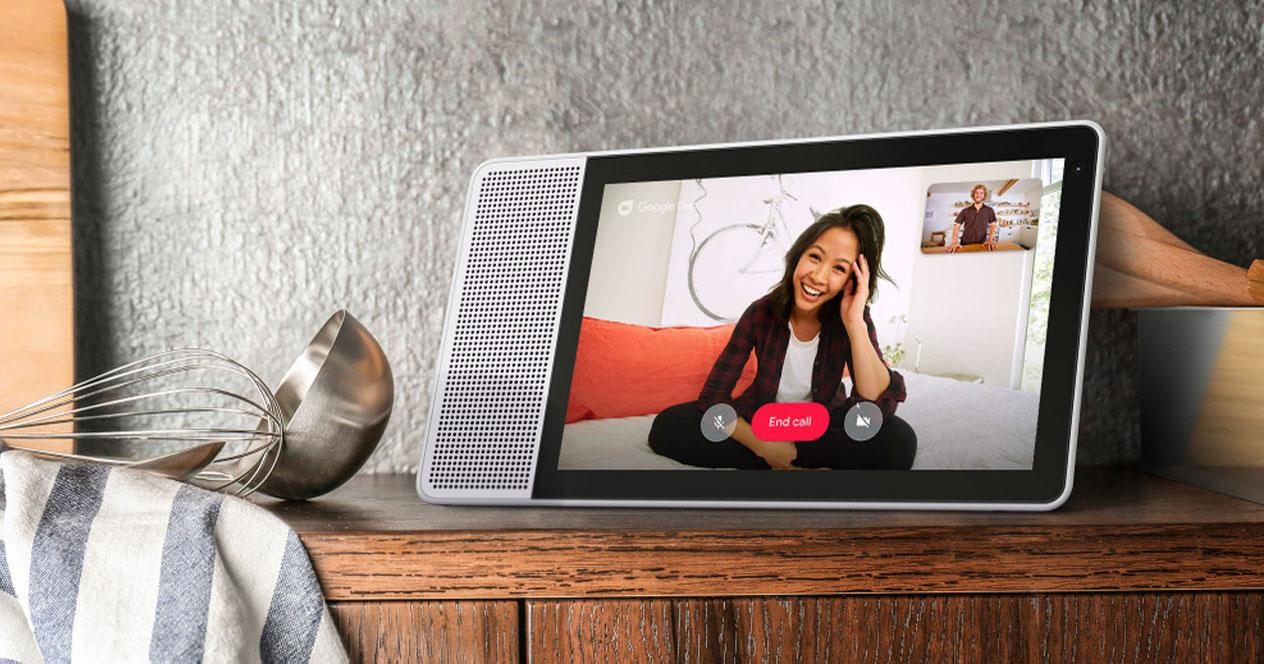 Imagen pantalla Lenovo Smart Display