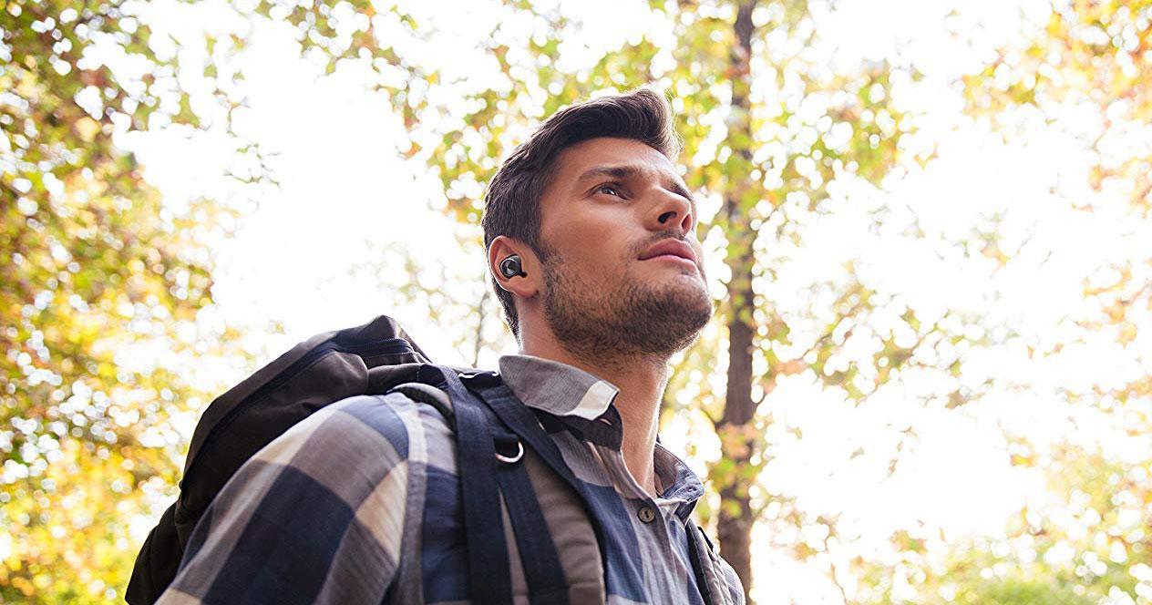 Uso de los auriculares Motorola Binatone VerveOnes