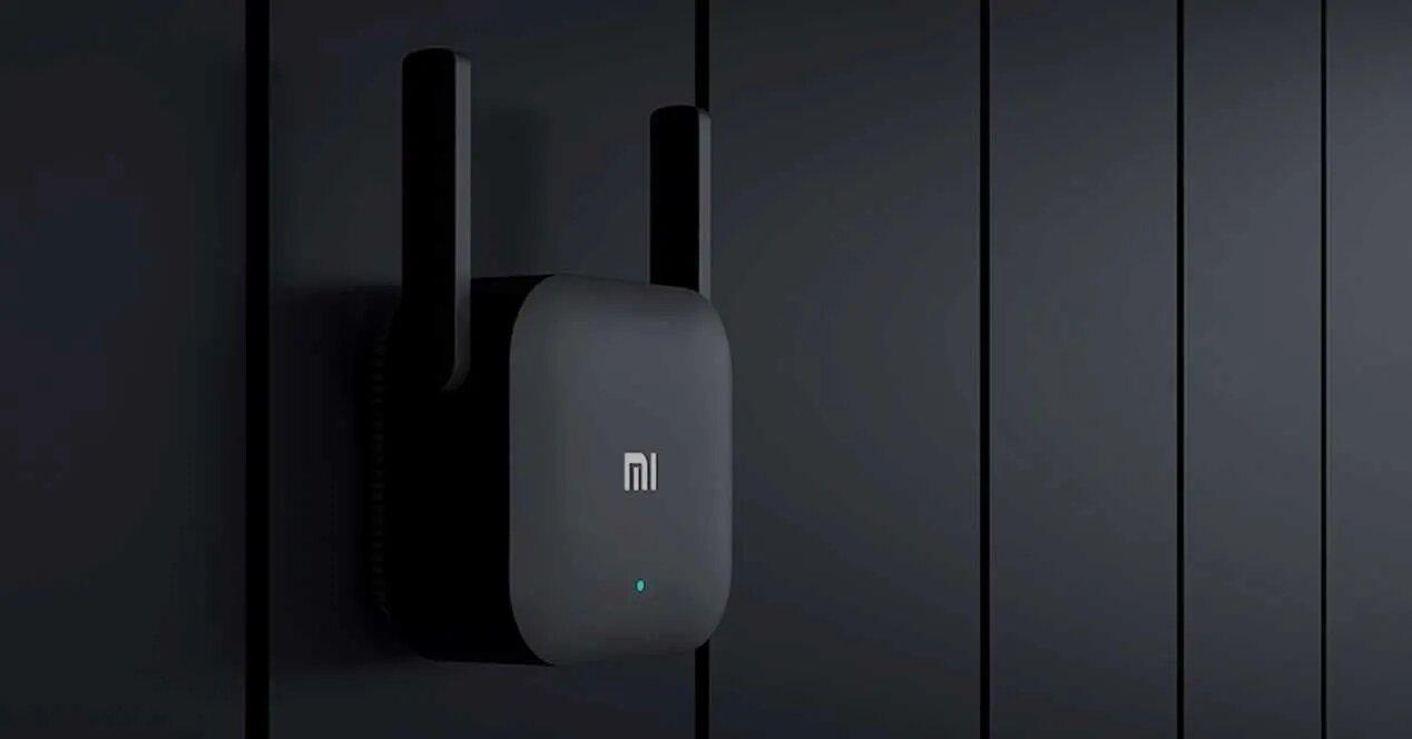Repetidor WiFi Xiaomi WiFi Amplifier Pro