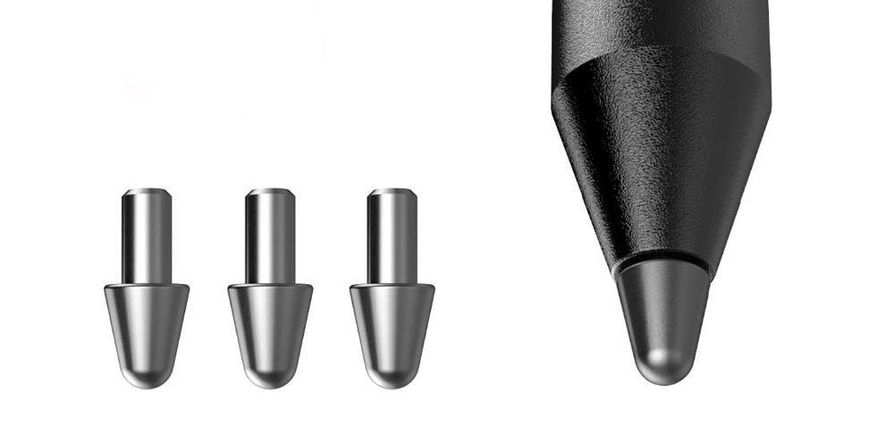 Puntas de un stylus para los iPad