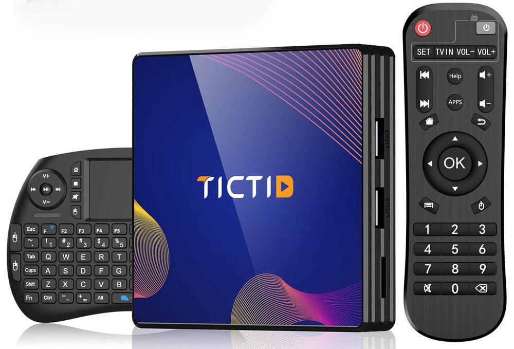 Le rival TICTID Android TV Xiaomi Mi TV Box