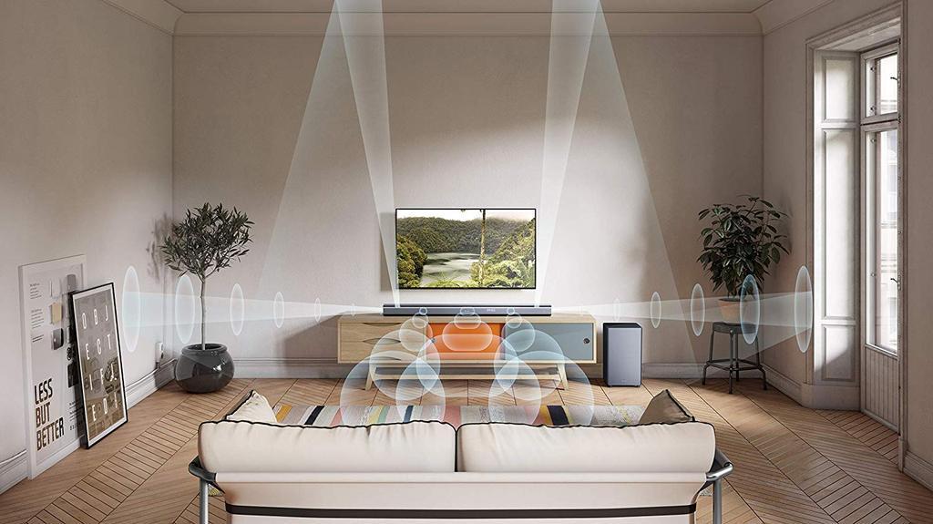 Barras de sonido con Dolby Atmos