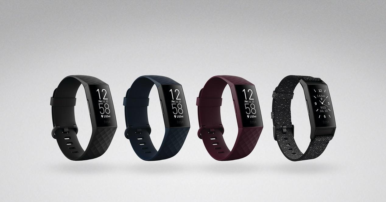 Fitbit Charge 4 llega a España: diseño, características y precio