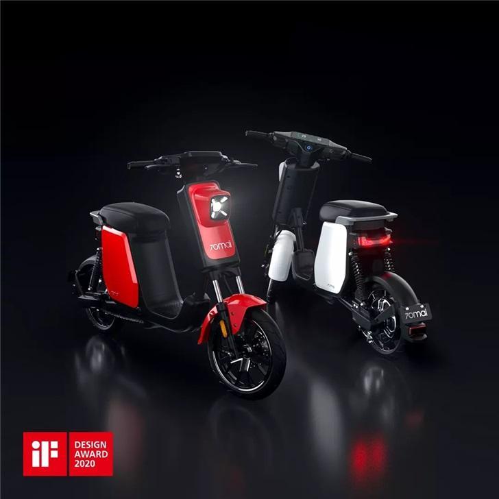 patinete eléctrico Xiaomi EcoChain 70 Mai A1