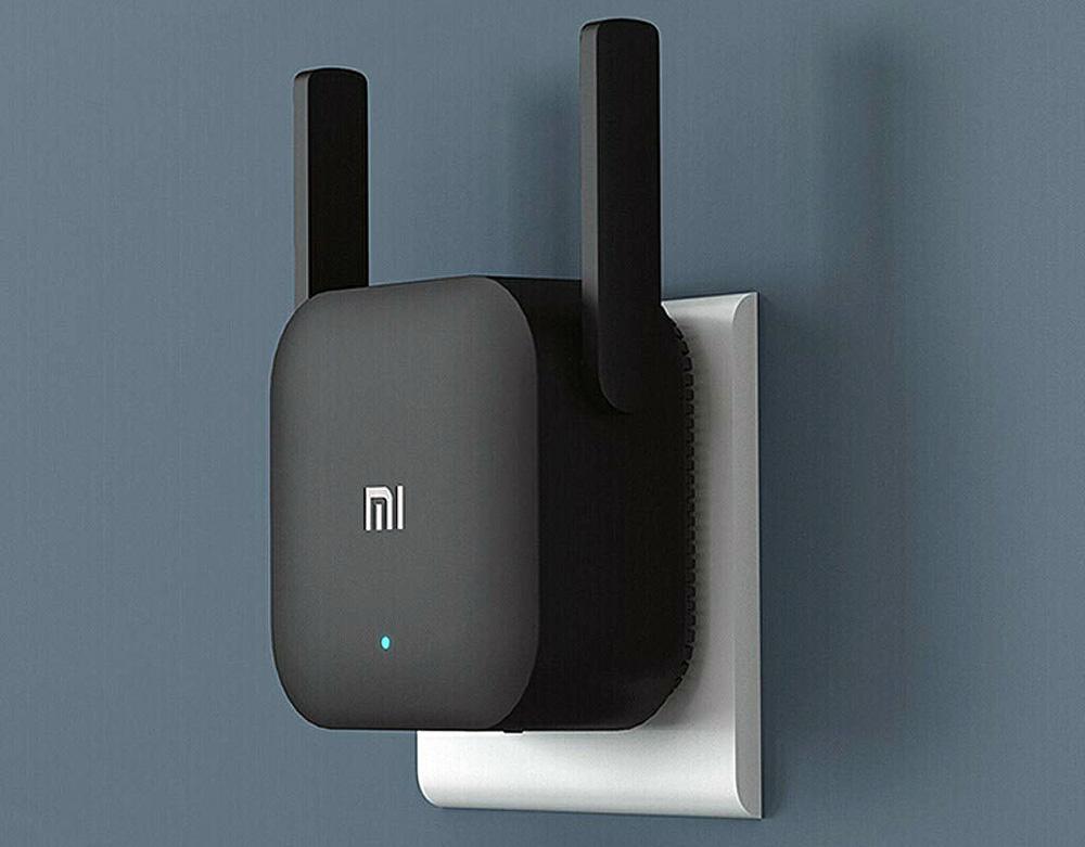 Uso de repetidores wifi en un enchufe