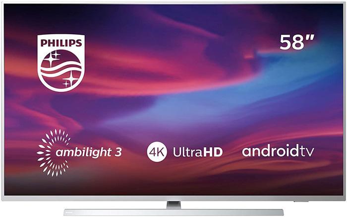 Smart TV con Google Assistant