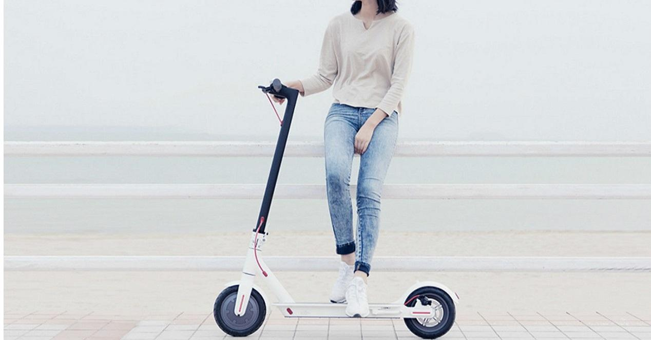 Patinete eléctrico Xiaomi Mijia Electric Scooter 1S