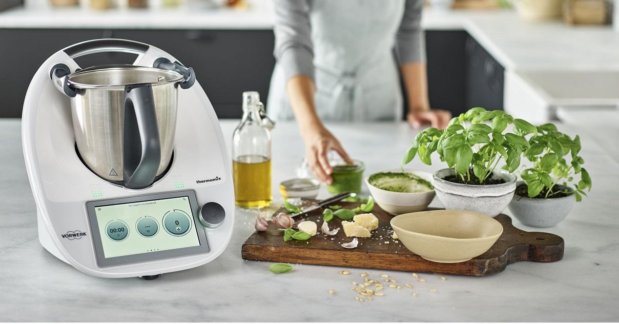 robot de cocina Thermomix