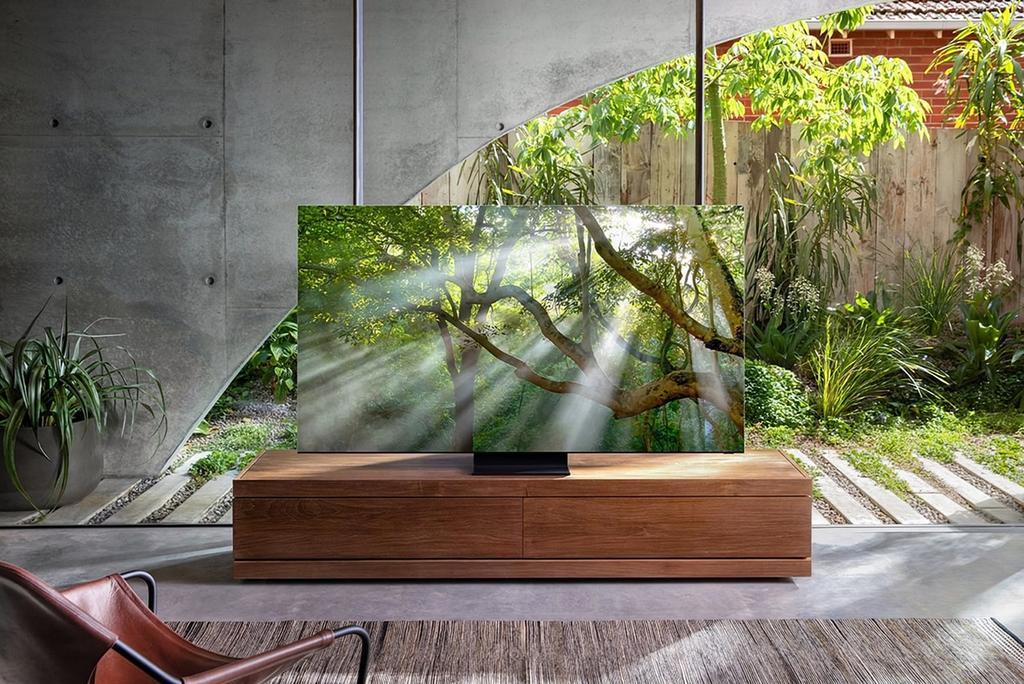 2020 Samsung QLED Smart TV
