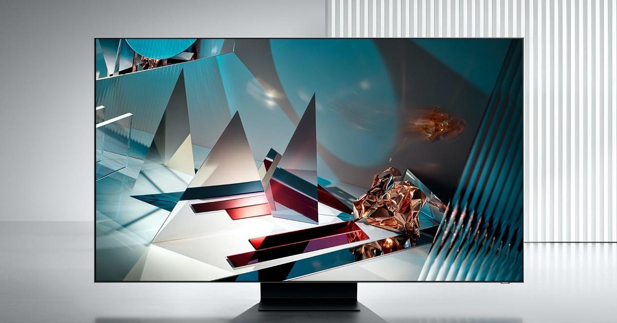 Smart TV Samsung QLED de 2020