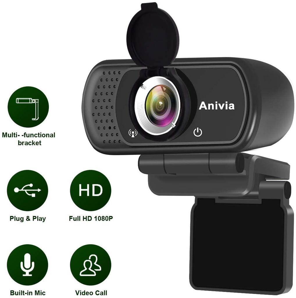 Webcam Full HD Anivia
