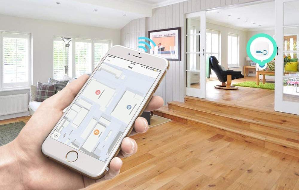 Aplicación para seguir accesorio Bluetooth