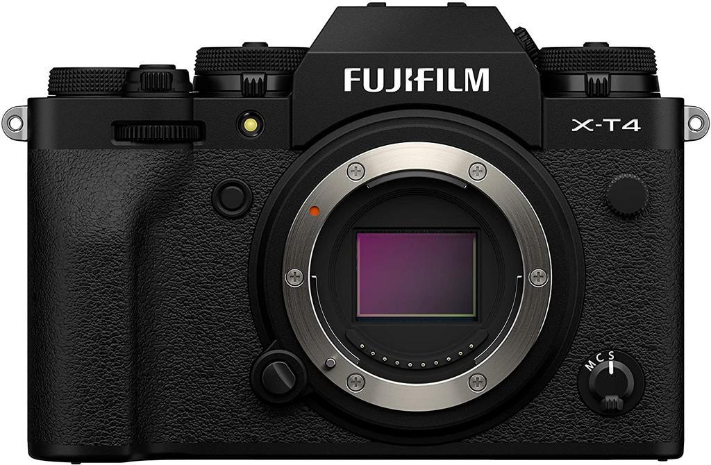 Fujifilm X-T4, una de las mejores cámaras EVIL