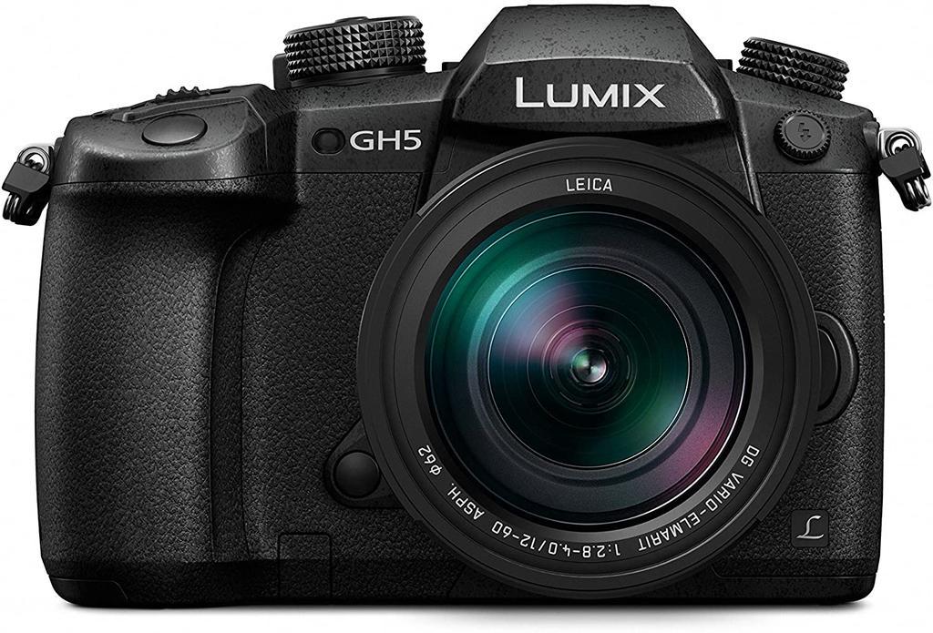 cámara evil Panasonic Lumix DC-GH5L