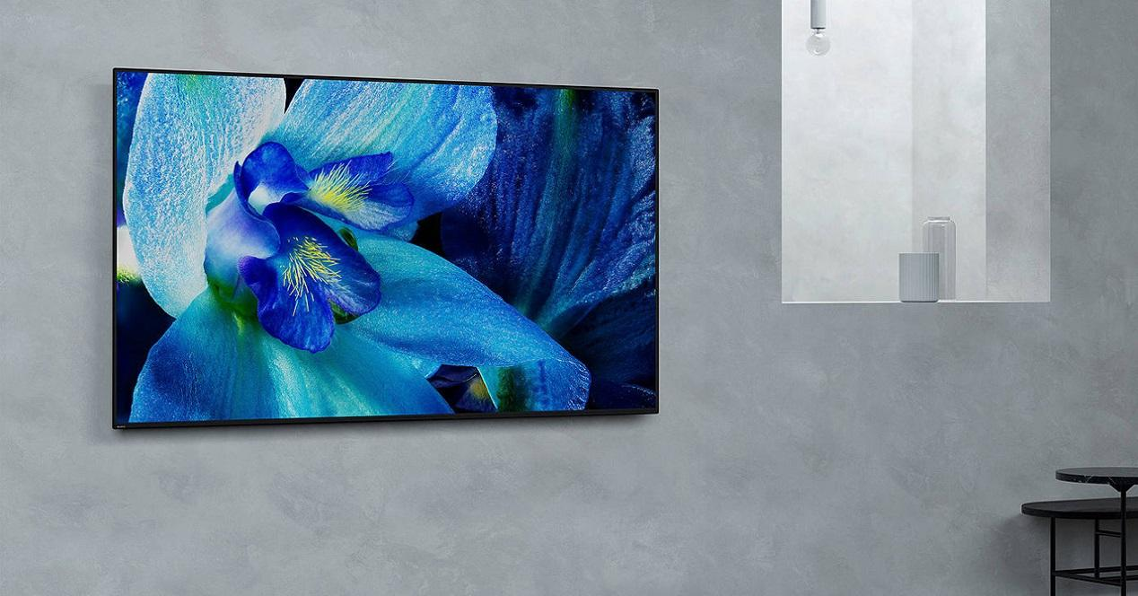 Smart TV OLED Sony