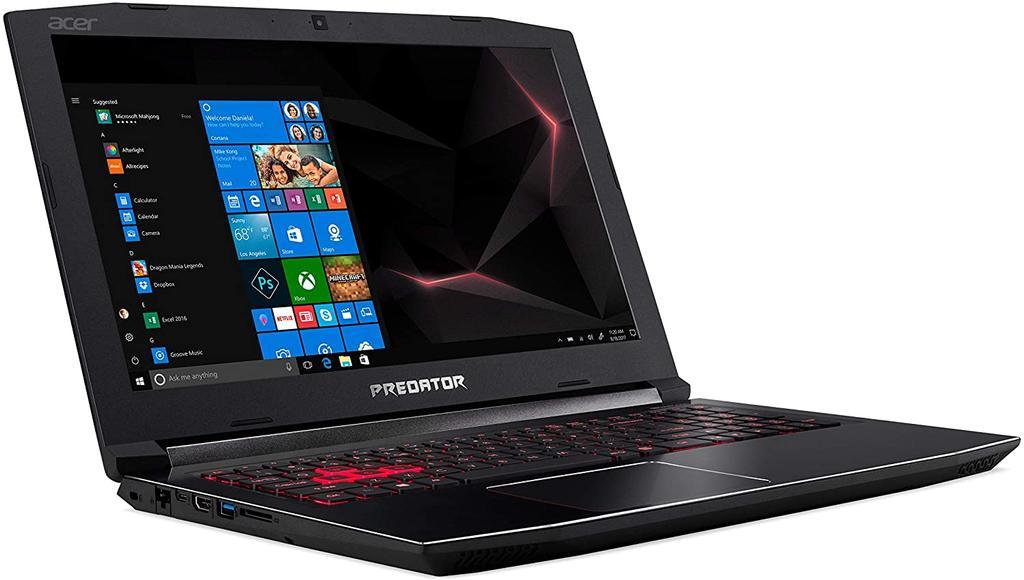 Acer Predator Helios 300 portátiles gaming