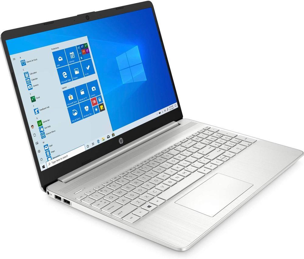 Conexiones del portátil HP 15s-eq0025ns