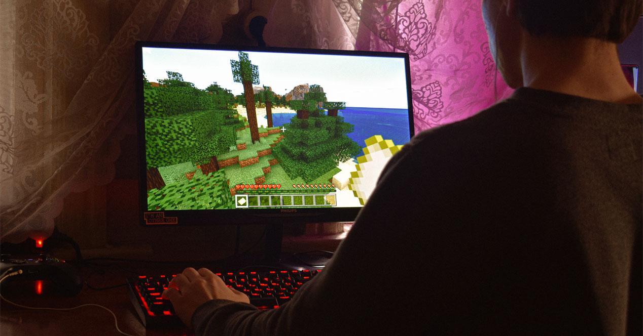 Jugando con portátiles gaming