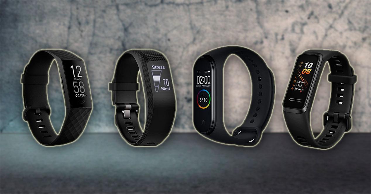 Smartbands para correr