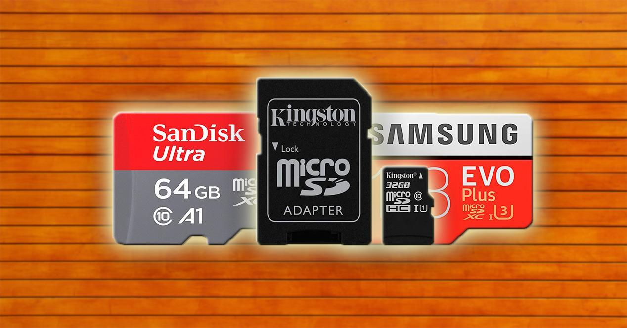 Ofertas tarjetas microSD