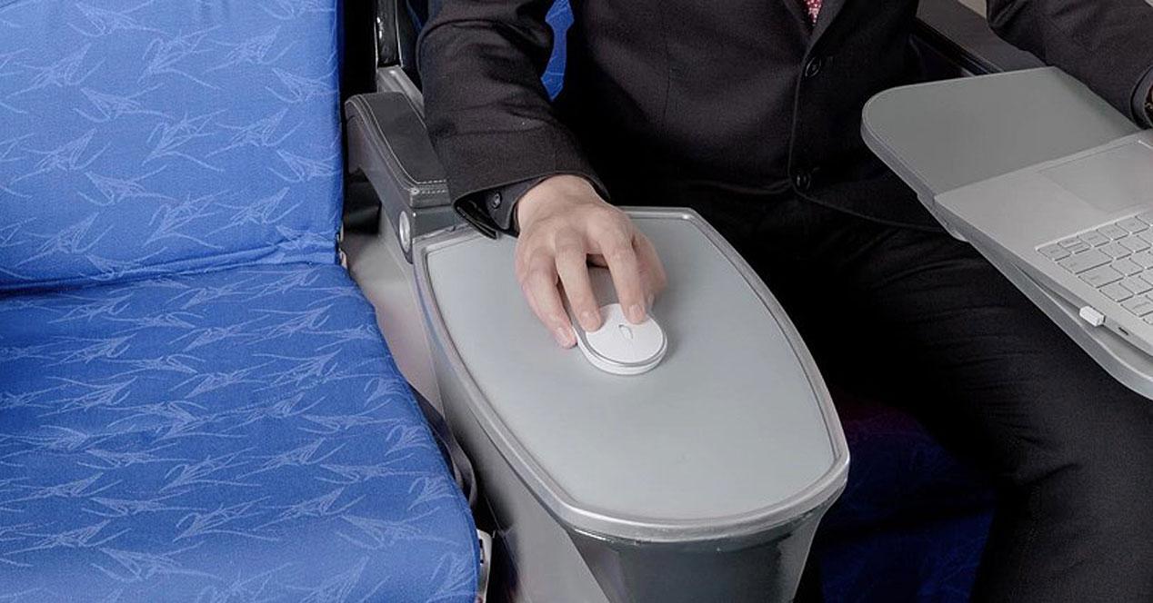 Uso del ratón Xiaomi Portable Mouse