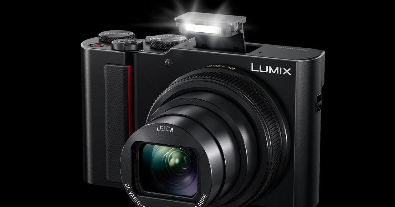 cámara compacta