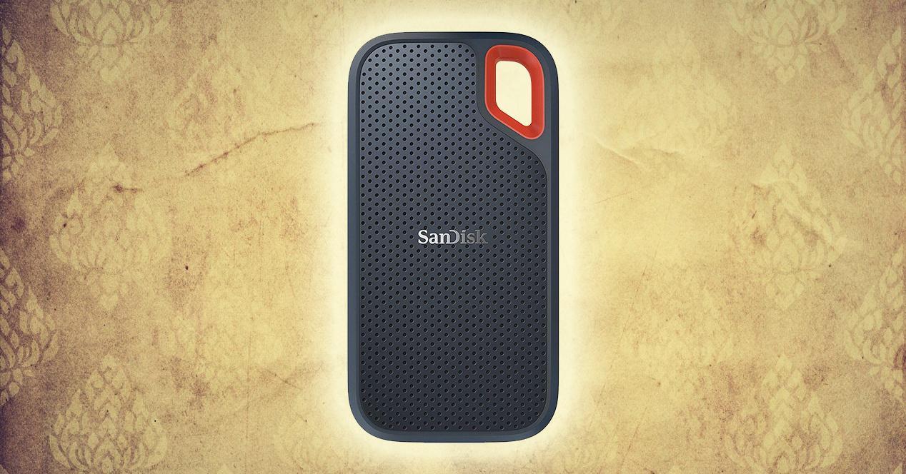 Disco duro SanDisk Extreme SSD