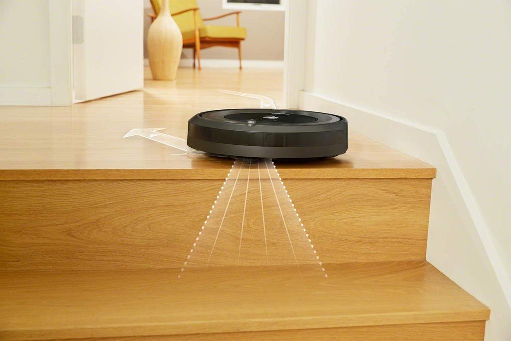 Robot aspirador roomba 671 couleur noir