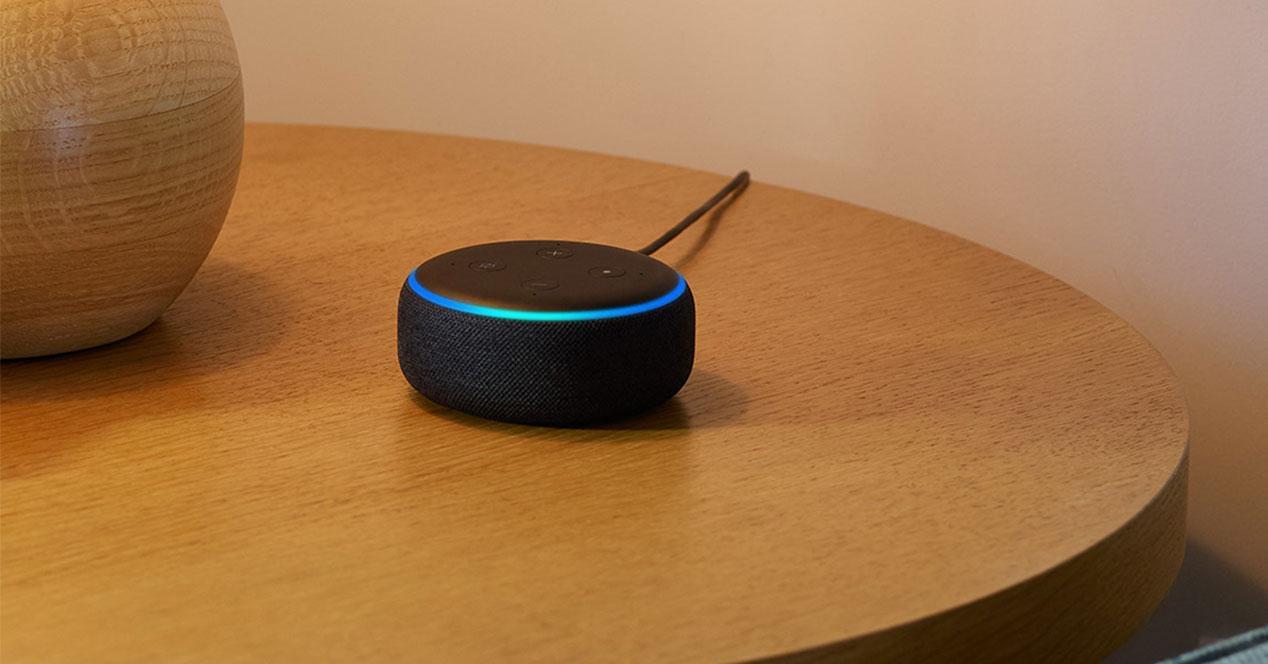 Altavoz Echo Dot