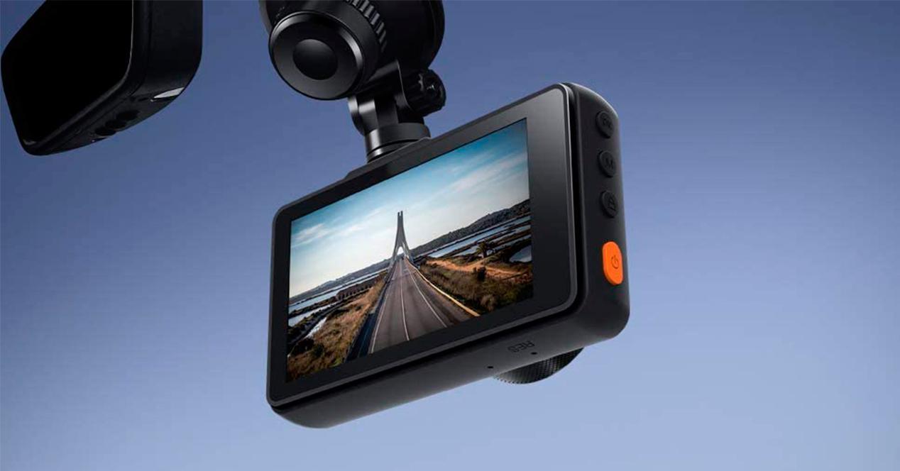 Dashcam cámara para coche