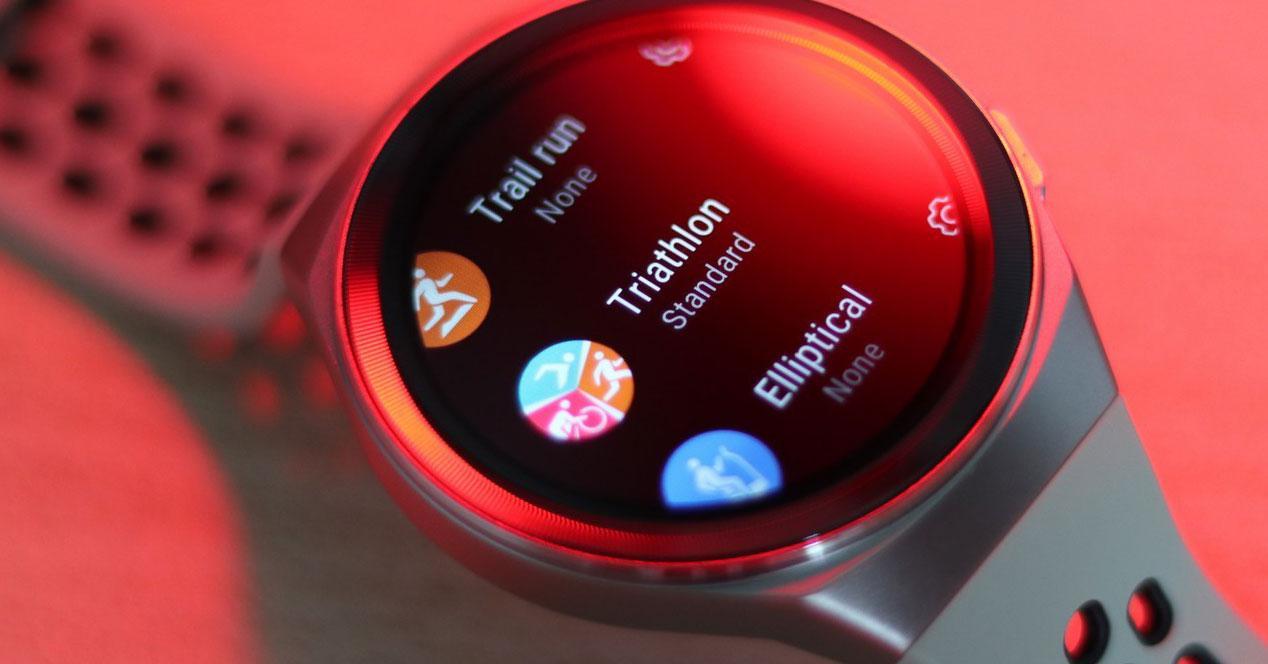 imagen del Huawei Watch GT 2e