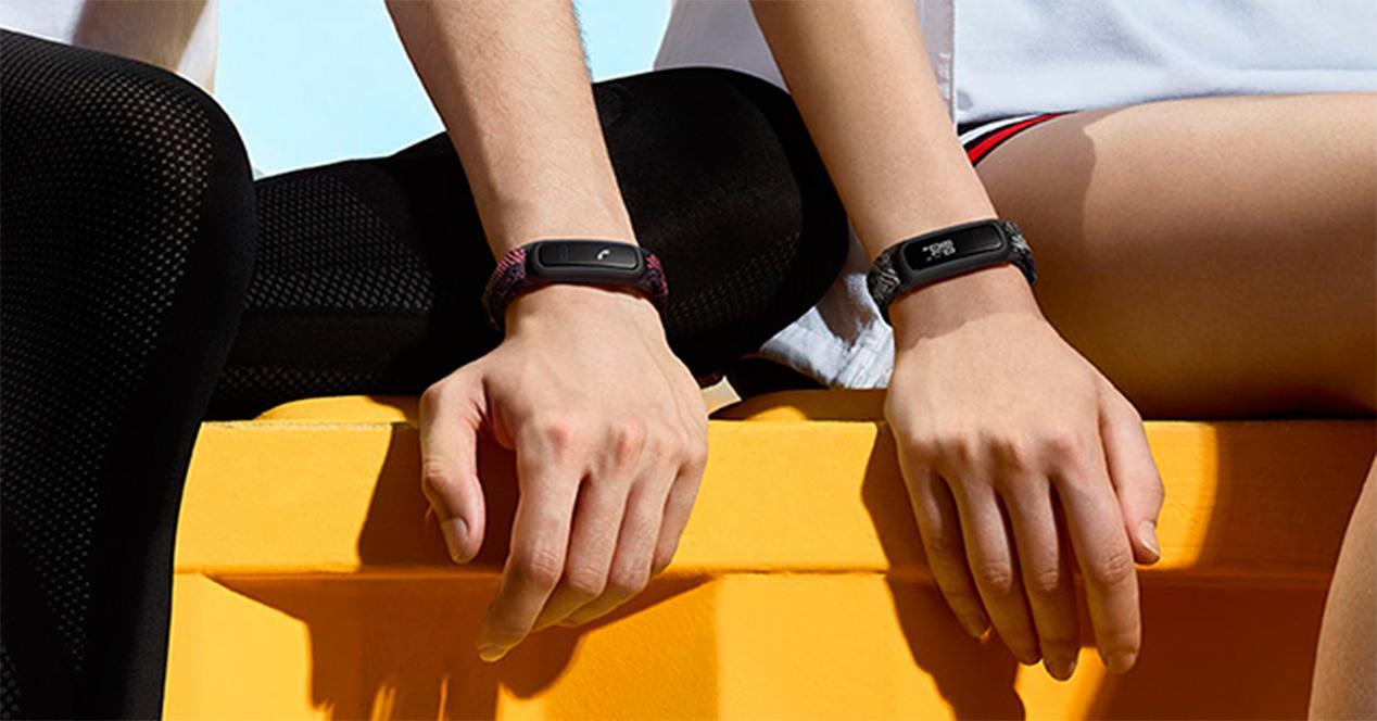 Huawei Band 4e pulsera de actividad inteligente