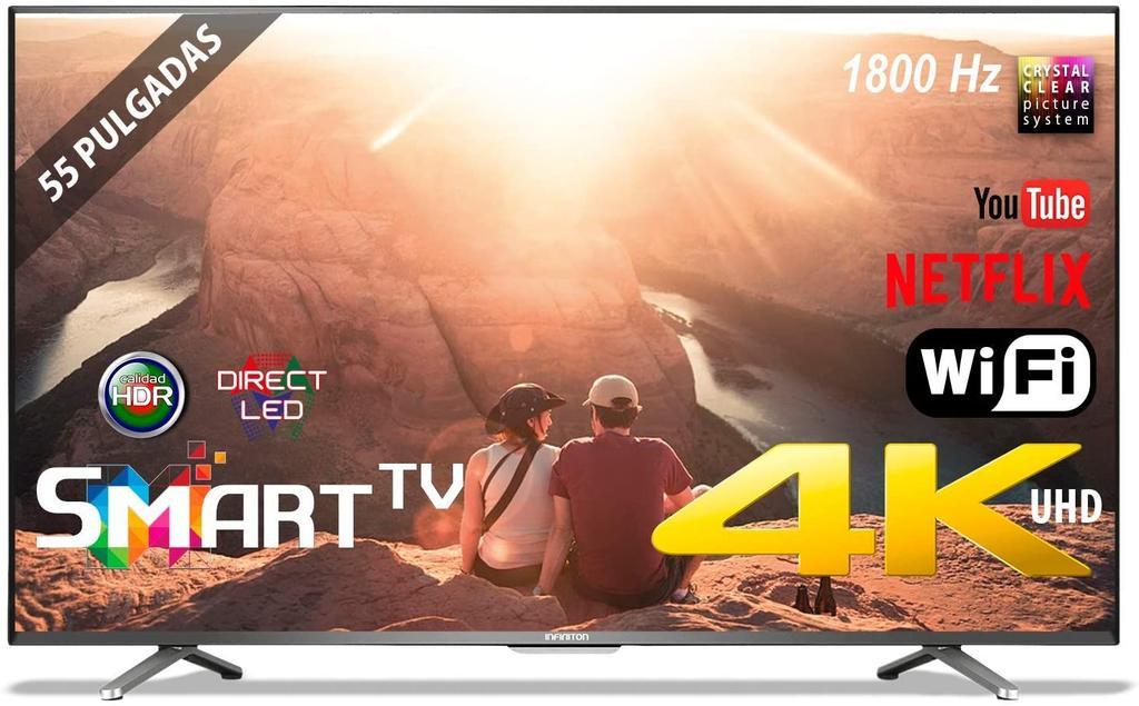 INTV-55LU1800 Smart TV