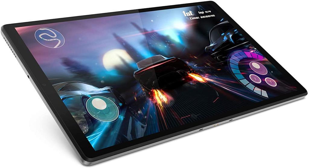 Game on Lenovo M10 FHD Plus tablet