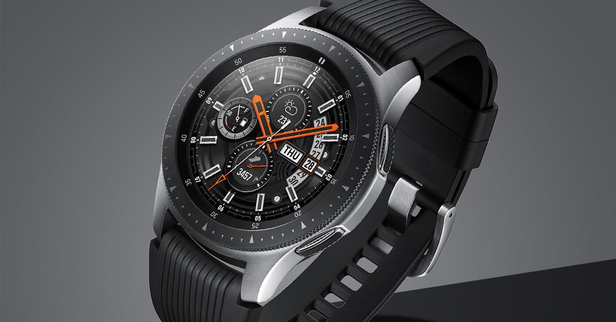 Samsung Galaxy Watch imagen promocional