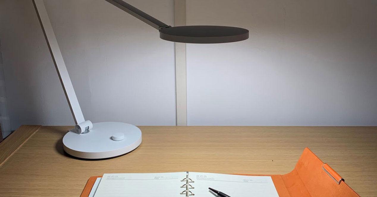 Uso de la lámpara Xiaomi Mijia MTJD02YL