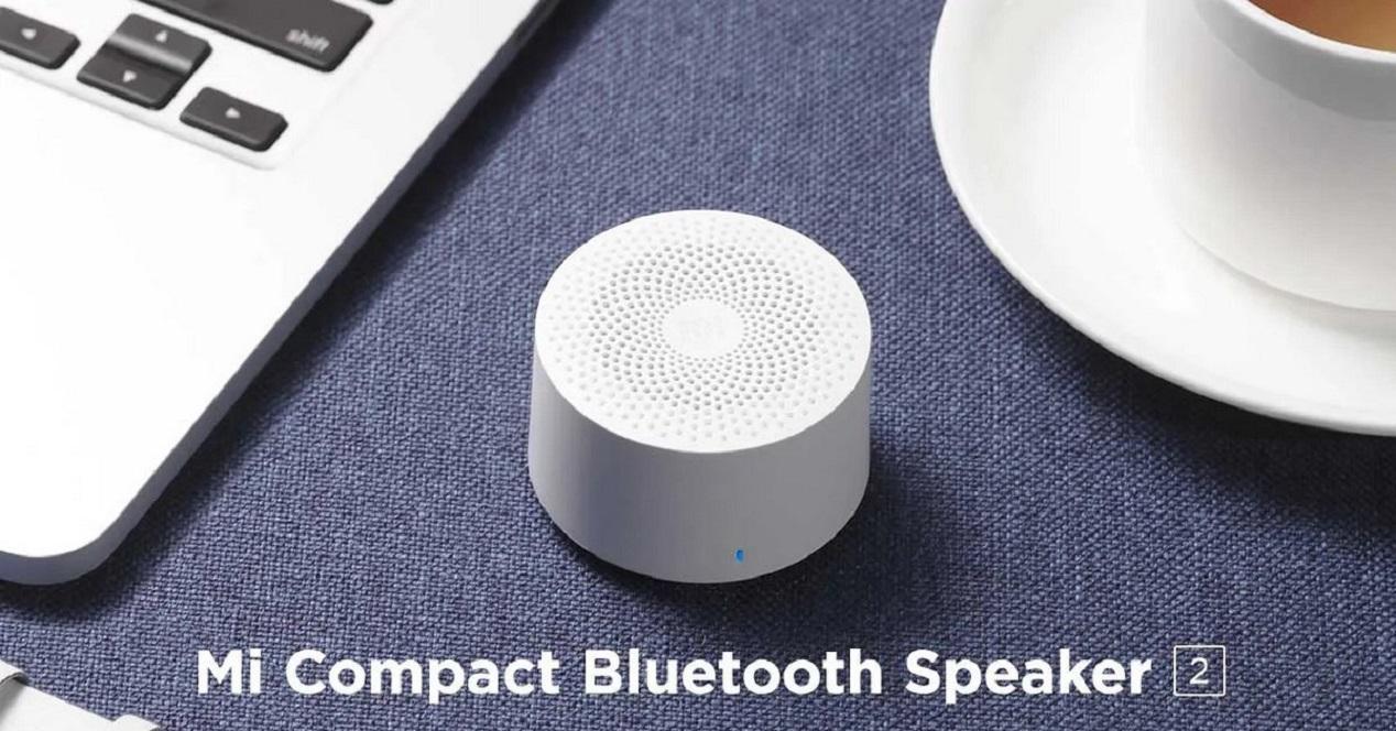 Altavoz Xiaomi MI Compact Speaker 2