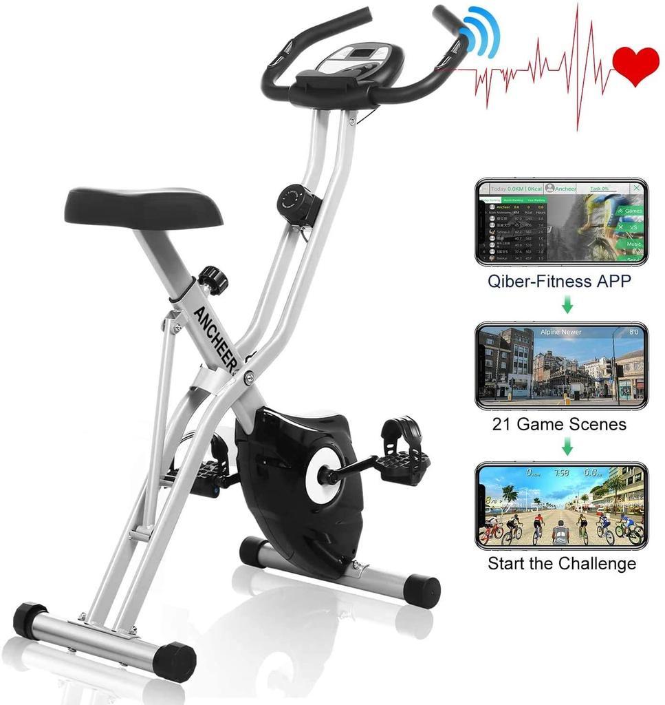 bicicleta estatica o rodillo