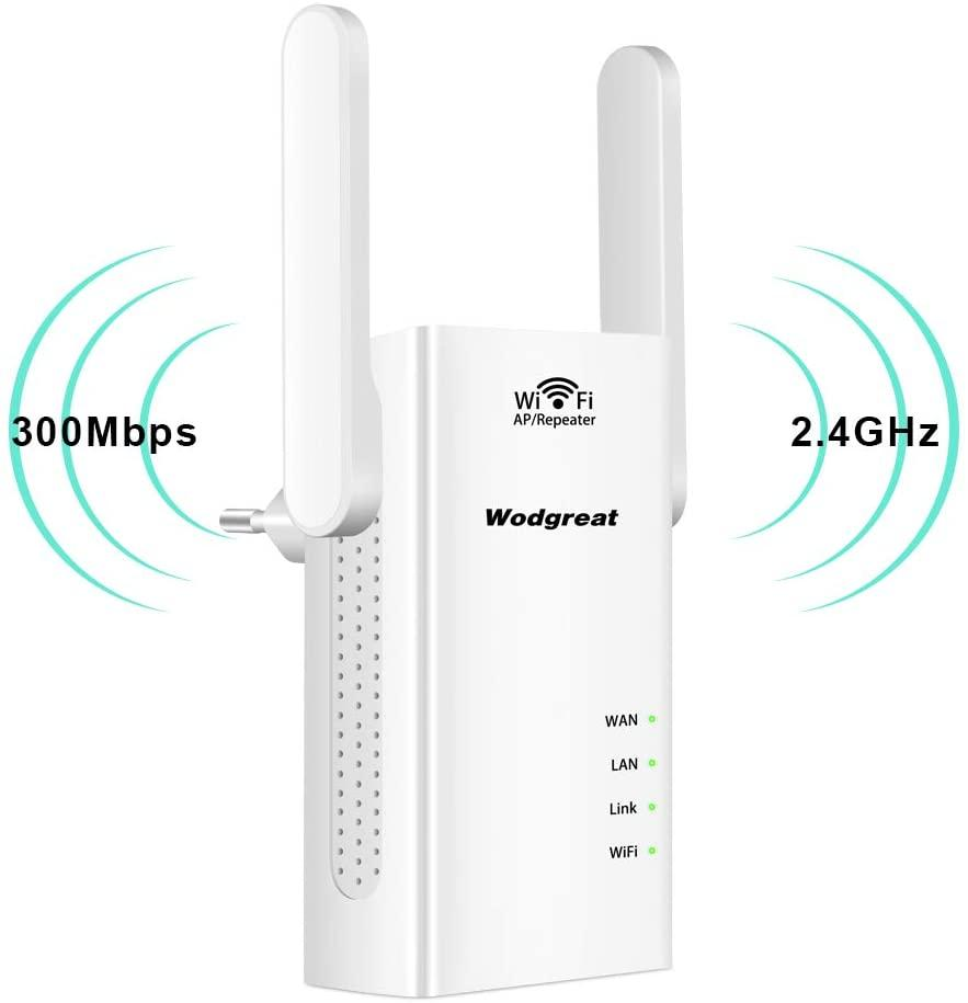 Repetidor WiFi Wodgreat