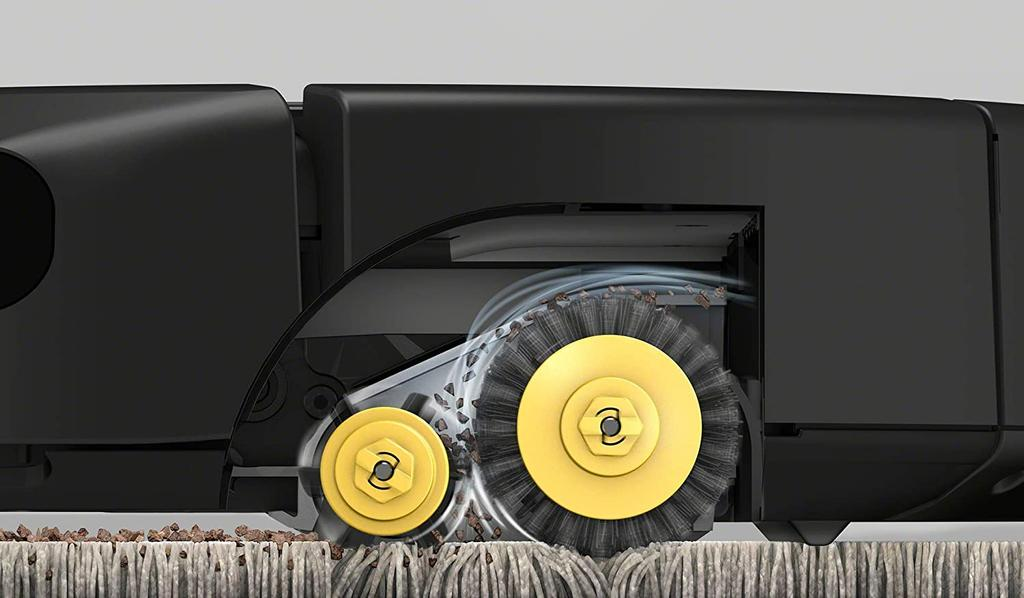 Supon Robot Accesorio cepillos de Repuesto para Robot Serie 600 Accesorios de Repuesto 600-01217 Cepillo de cerdas para Aspirador filtros