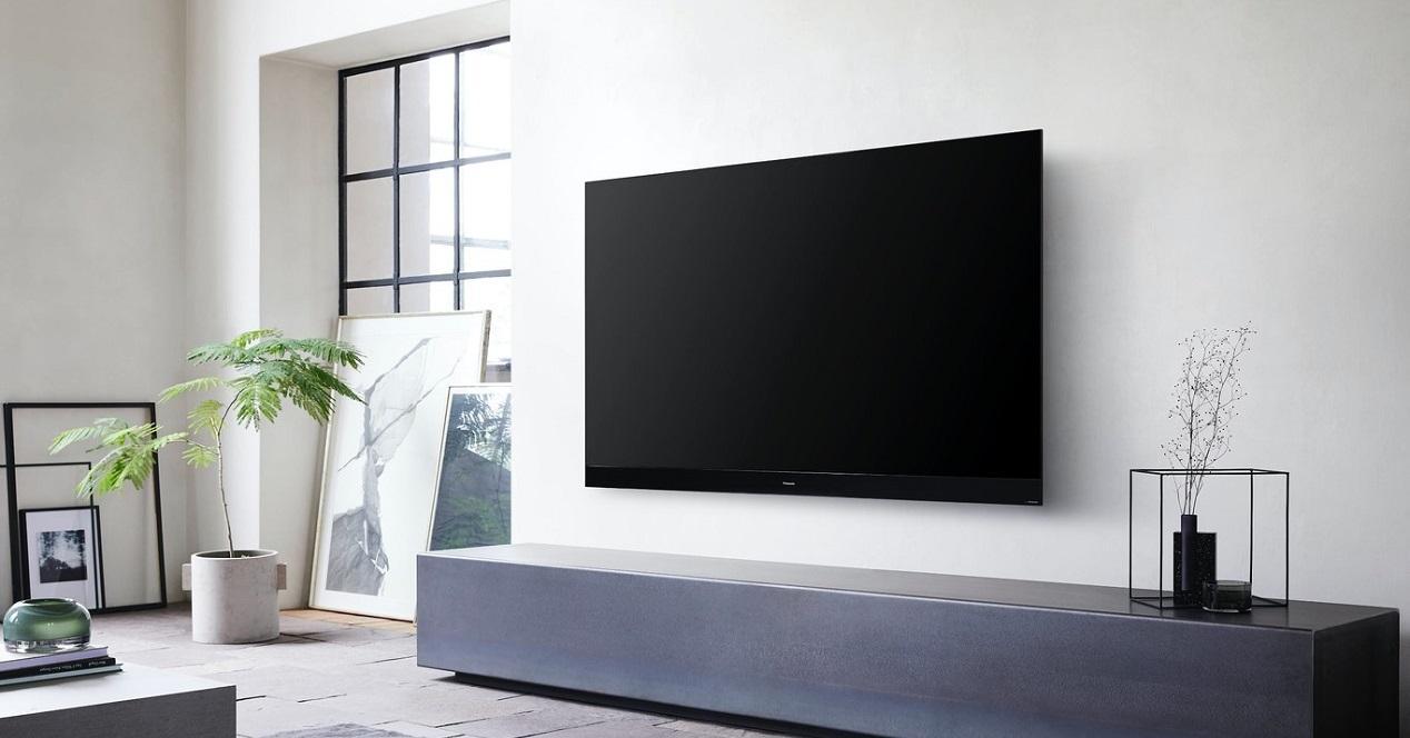 Smart TV con modo Netflix