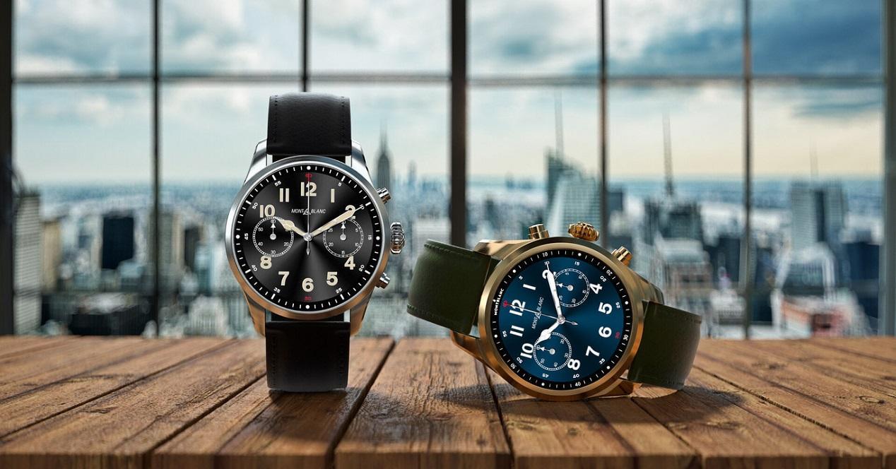 Smartwatch Montblanc Summit 2+