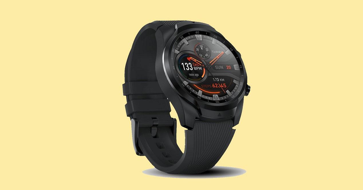 Smartwatch con micrófono