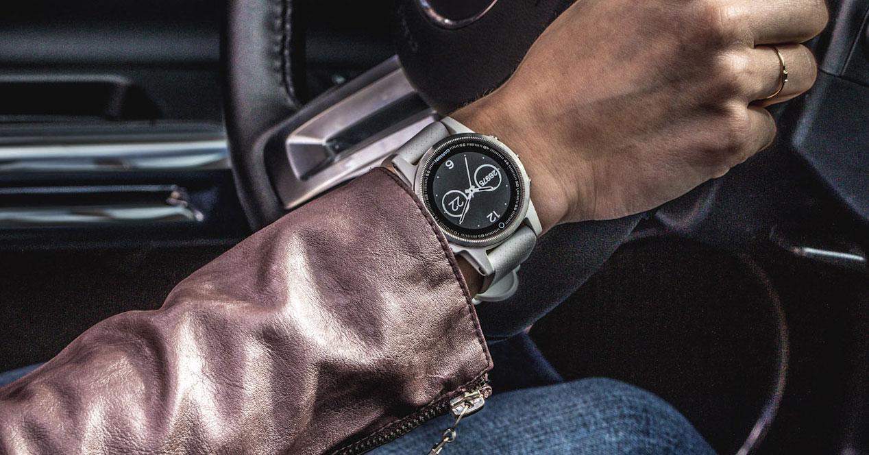 Uso el smartwatch Garmin Fenix 5S