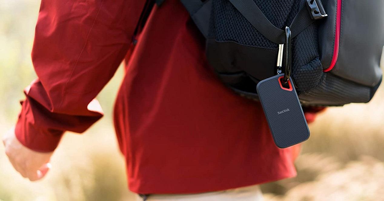 Disco duro SanDisk