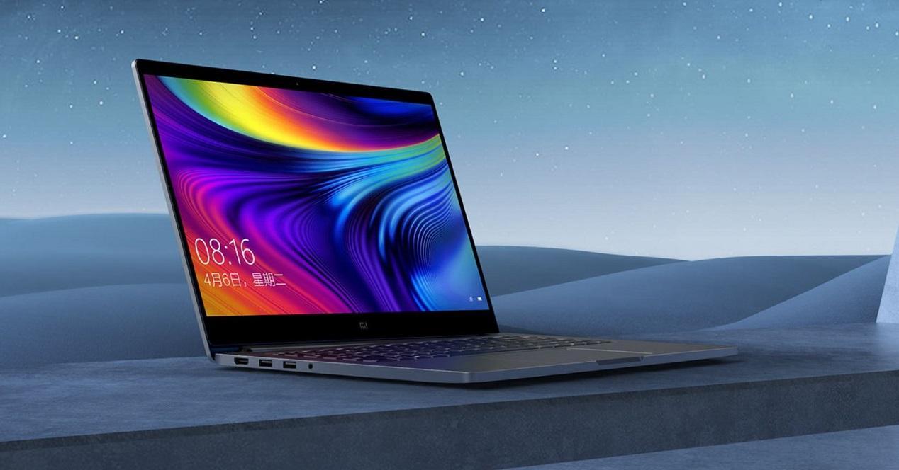 Portátil Xiaomi Mi Notebook Pr