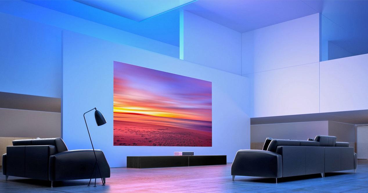 Proyector Xiaomi Mijia Laser Projector 4K