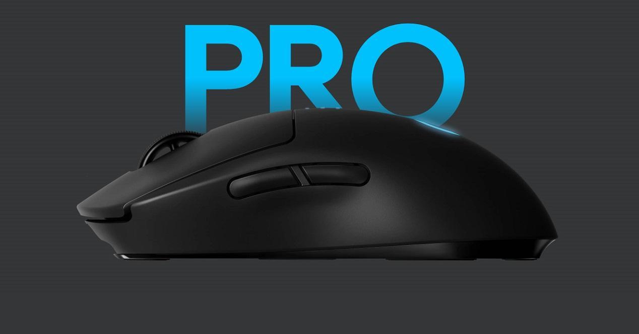 ratón gaming Logitech G Pro