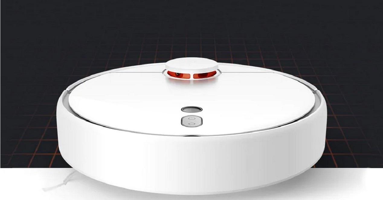 Robot aspirador Xiaomi Mijia 1S LDS Láser