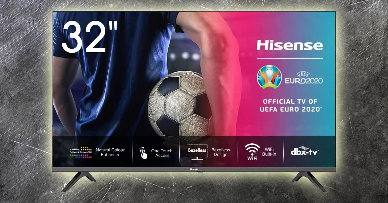 Smart TV Hisense HD TV 2020 32AE5500F